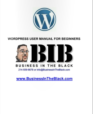 WordPress beginner user guide