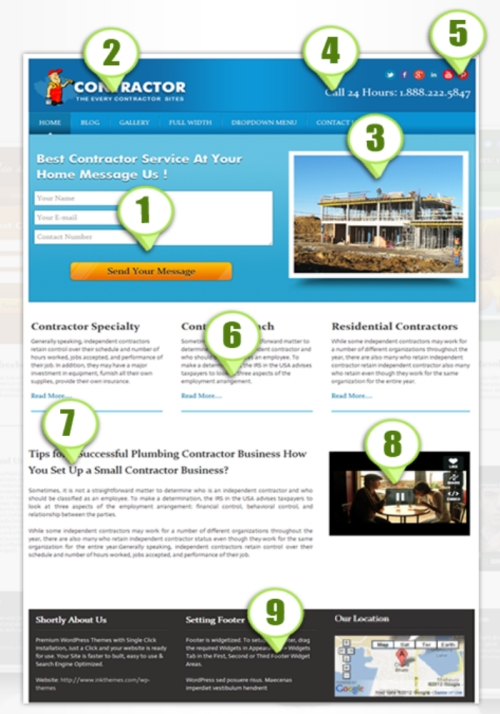 Website with Mobile Site Combo $199