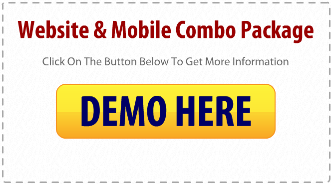 Mobile Site Combo Demo