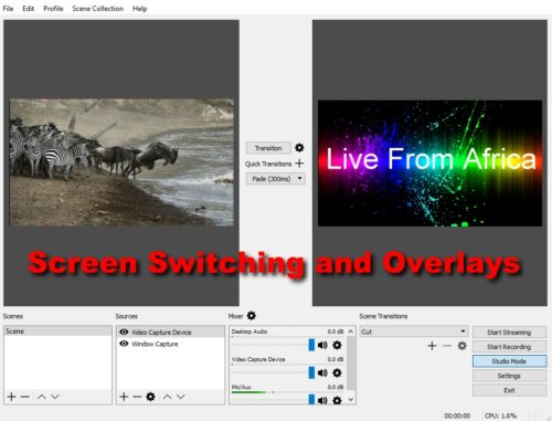 Live Streaming Software